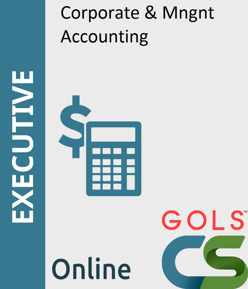 Paper 5: Corporate & Management Accounting (CRMA)_New Syllabus