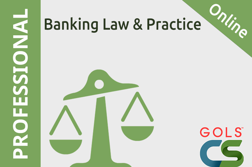 9.1. Banking Law and Practice