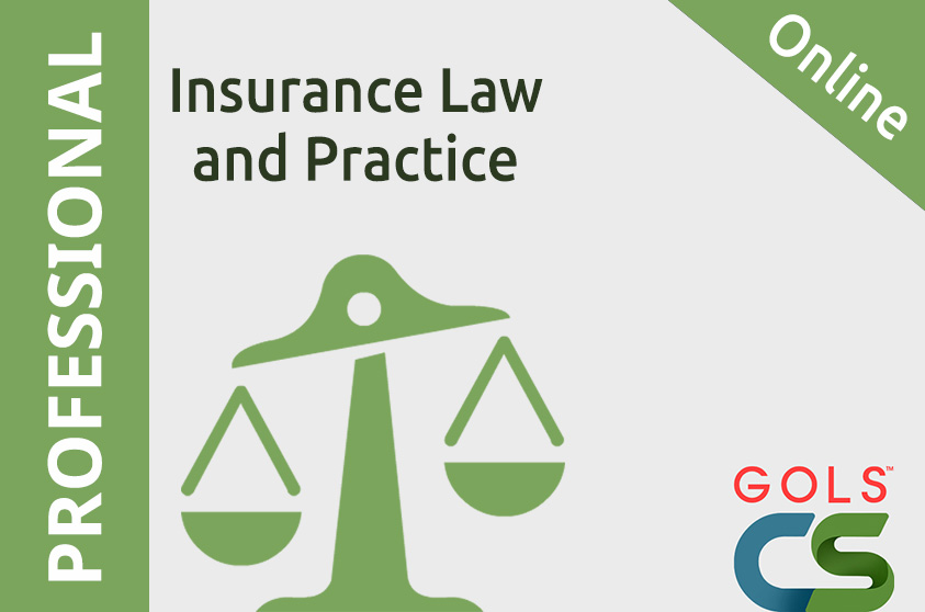 9.3. Insurance Law and Practice