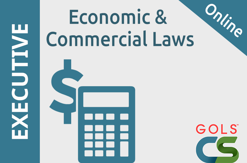 Paper 3: Economic and Commercial Laws